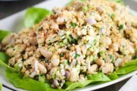 Albacore Tuna and White Bean Salad recipe