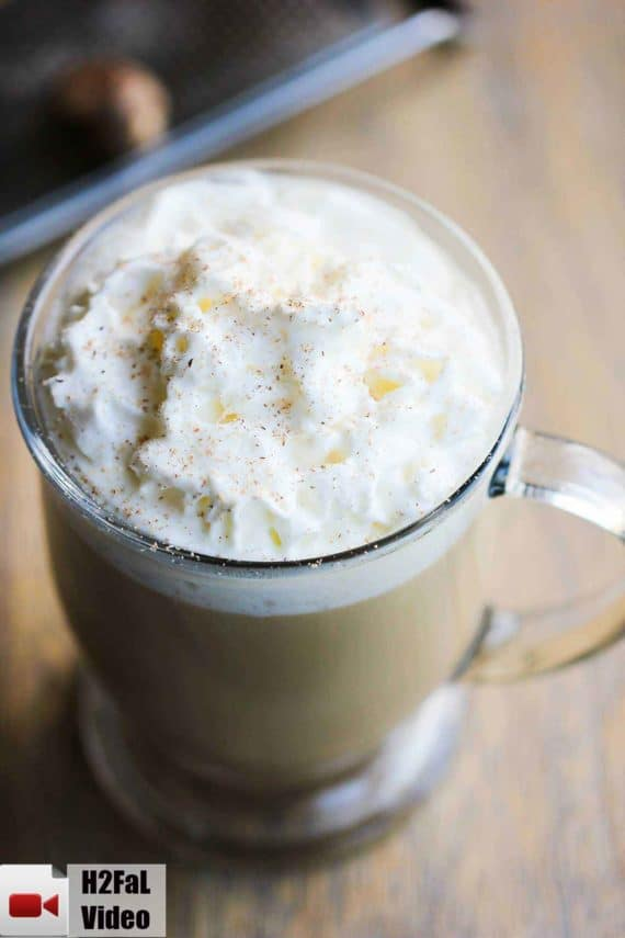 Hot White Russian recipe video