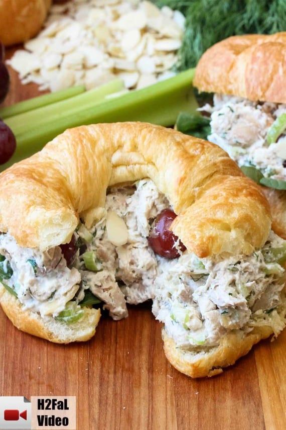 best-ever chicken salad recipe