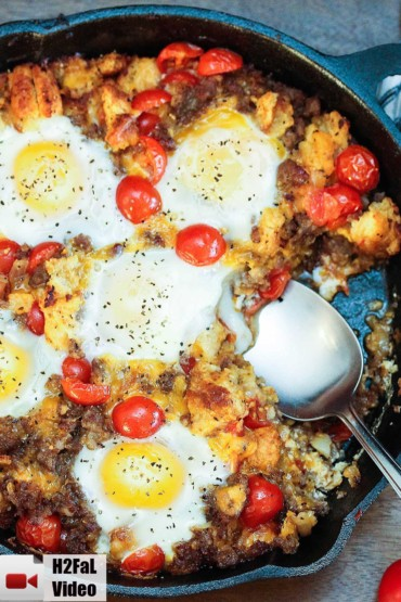 best-ever skillet breakfast recipe