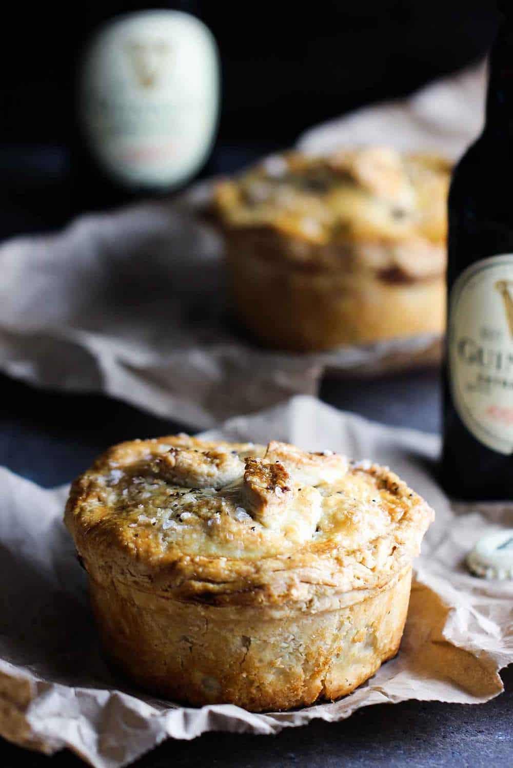 Guinness Beef Pie recipe
