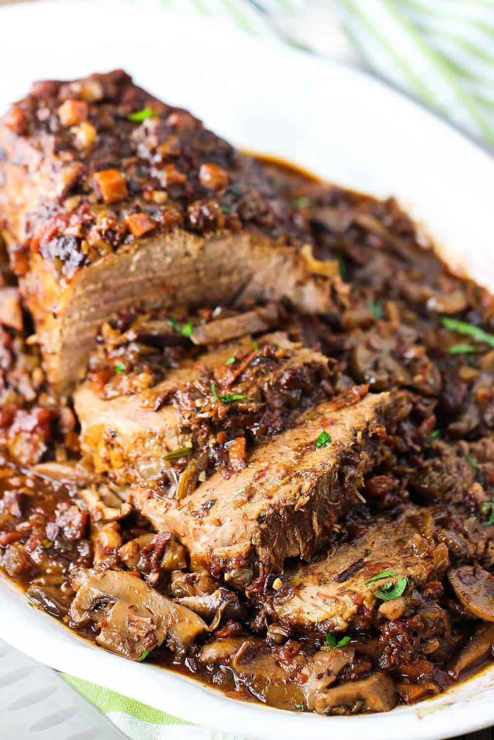 incredible Italian pot roast recipe