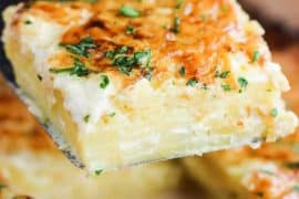 Potato Gratin (Dauphinoise) recipe