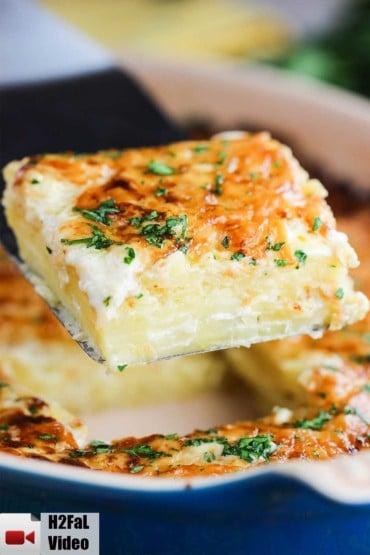 Potato Gratin (Dauphinoise) recipe