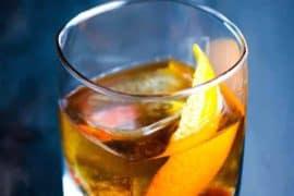 Classic Old Fashion Cocktail recipe
