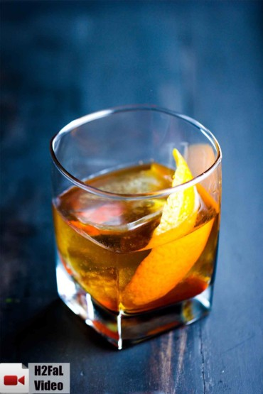 Classic Old Fashion Cocktail recipe