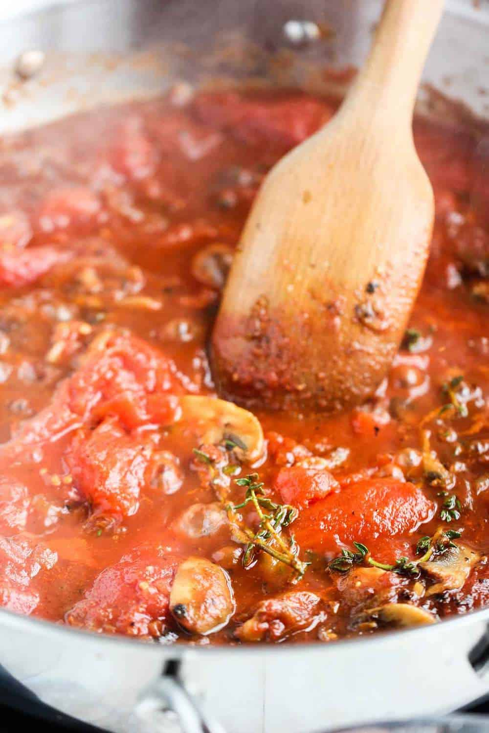 Classic Chicken Cacciatore recipe