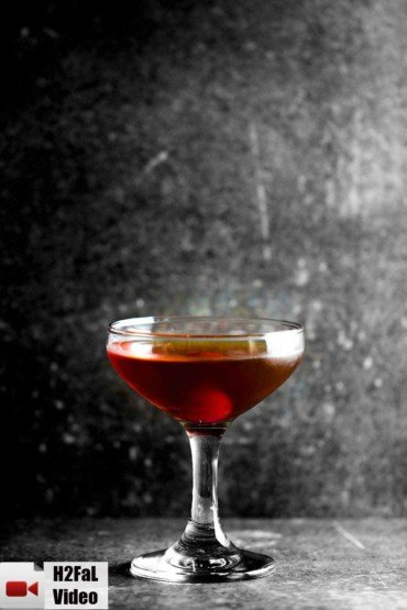 Classic Manhattan Video recipe