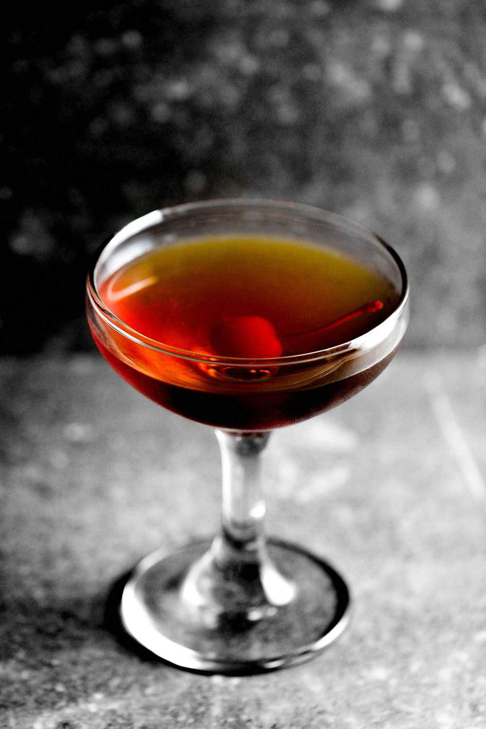 Classic Manhattan Cocktail How To Feed A Loon