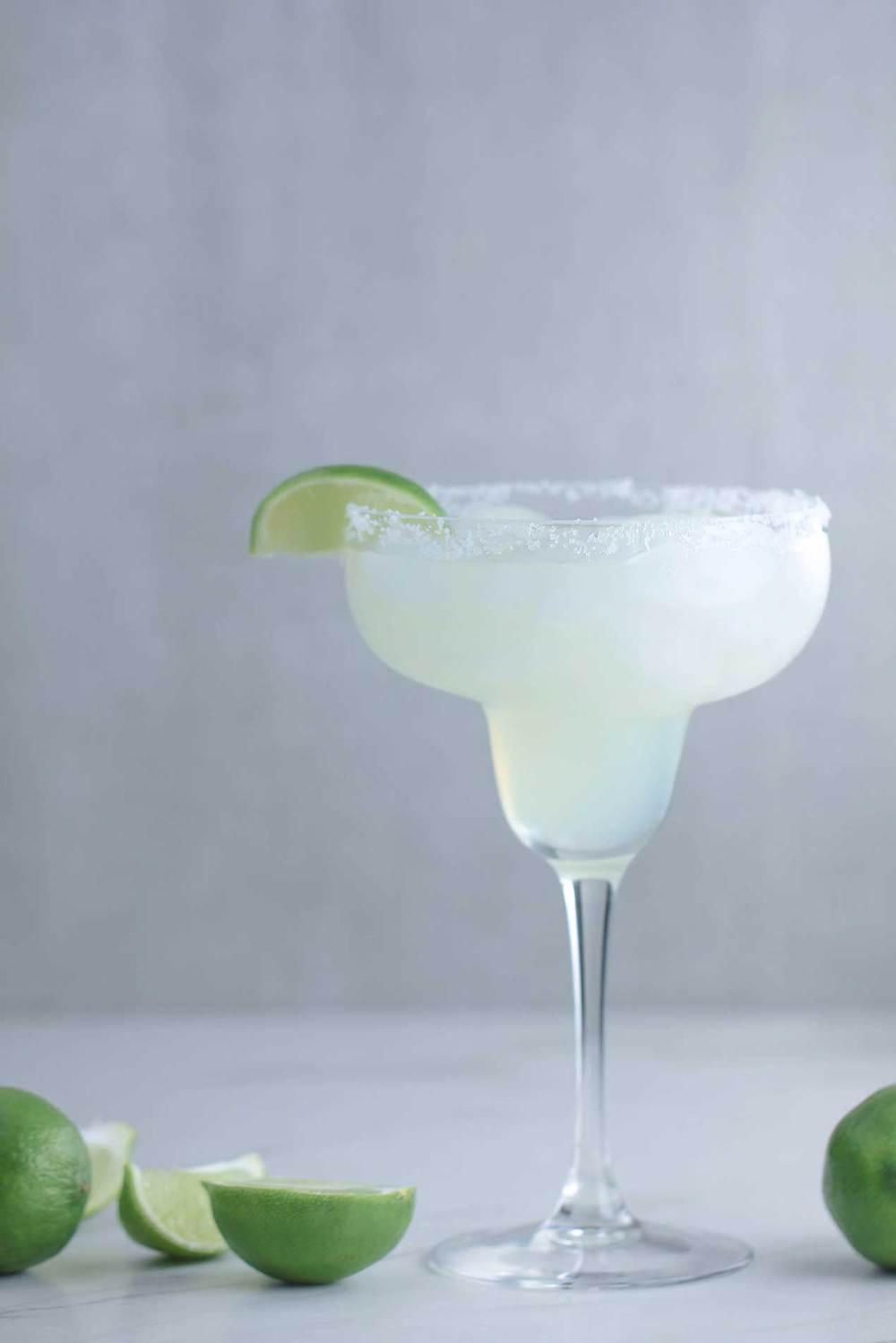 Mama's Classic Margaritas recipe