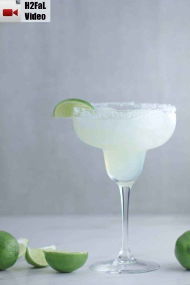 Mama's Classic Margarita